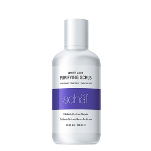 SCHAF SKIN CARE WHITE LAVA PURIFYING SCRUB - 120 ml