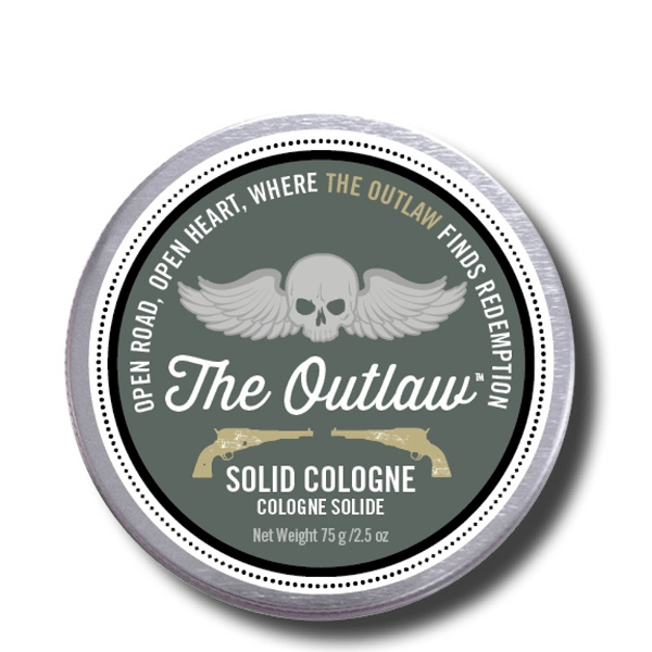 WALTON WOOD FARM MEN DON'T STINK THE OUTLAW SOLID COLOGNE - 75 g