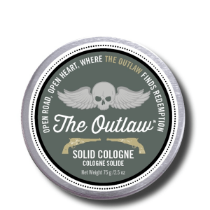 THE OUTLAW - WALTON WOOD FARM SOLID COLOGNE - MEN DON'T STINK - 75 G