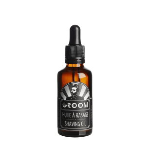 GROOM SHAVING OIL - 50 ml