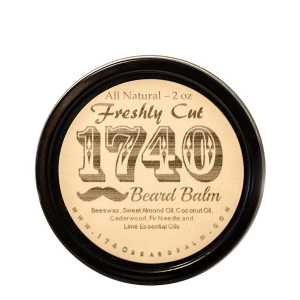 1740 FRESHLY CUT BEARD BALM - 2 oz