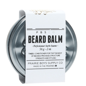 PRAIRIE BOY SUPPLY CO. THICK BEARD BALM - 2 oz