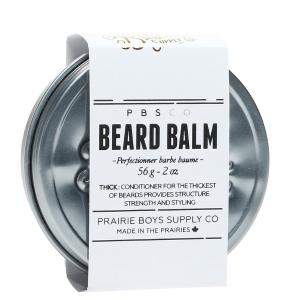 THICK BEARD - PRAIRIE BOYS SUPPLY BEARD BALM - 2 OZ