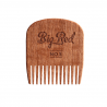 BIG RED BEARD COMBS NO.5 - BEARDS TIL DEATH SKULL - SPECIAL EDITION MAKORE