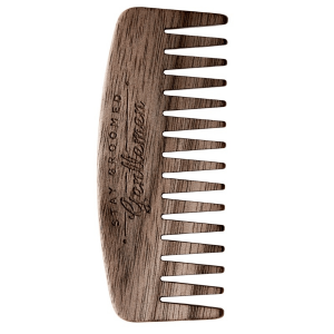 PEIGNE À BARBE BIG RED BEARD COMB NO.9 - NOISETTE