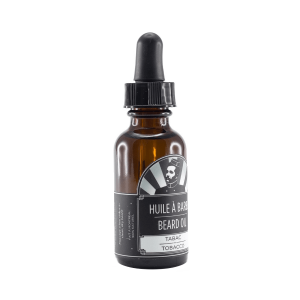 TOBACCO - INDUSTRIES GROOM BEARD OIL - 30 ML