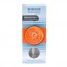 23C STRAIGHT BASE PLATE HEAD - MERKUR SAFETY RAZOR DE - LONG HANDLE