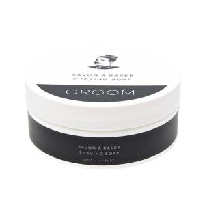 SHAVING SOAP - LES INDUSTRIES GROOM - 4.9 OZ