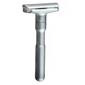 FUTUR ADJUSTABLE - MERKUR SAFETY RAZOR DE - SATIN FINISH