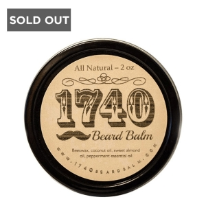 1740 ORIGINAL BEARD BALM - 2 oz