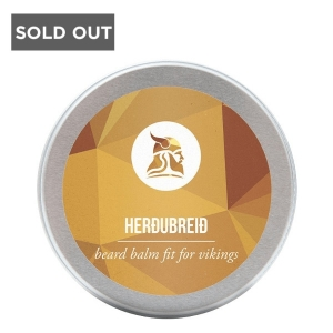 FIT FOR VIKINGS HEROUBREIO BEARD BALM - 2 oz