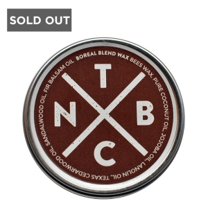 THE NORTHERN BEARD COMPANY BOREAL BLEND BEARD WAX - 2 oz