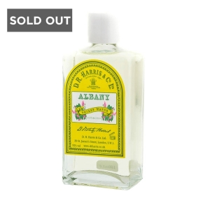 D.R. HARRIS & CO ALBANY EAU DE TOILETTE - 100 ml