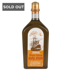 CLUBMAN PINAUD VIRGIN ISLAND BAY RUM AFTERSHAVE COLOGNE - 355 ml