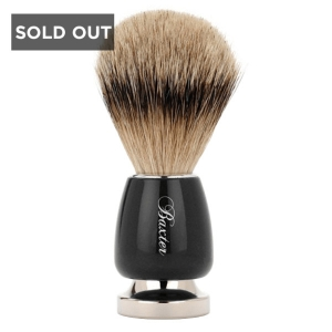 BAXTER OF CALIFORNIA SILVERTIP SHAVING BRUSH
