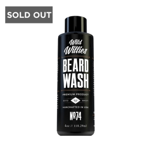 WILD WILLIES BEARD WASH - 118 ml