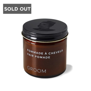 HAIR POMADE - INDUSTRIES GROOM - 3 OZ