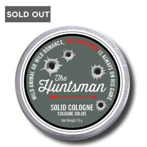 WALTON WOOD FARM MEN DON'T STINK THE HUNTSMAN SOLID COLOGNE - 75 g