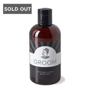 BEARD WASH & CONDITIONER - INDUSTRIES GROOM - 250 ML