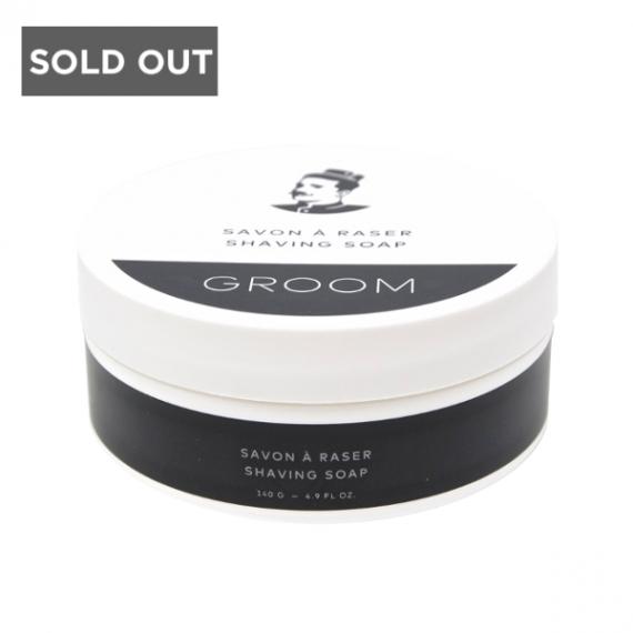 SHAVING SOAP - INDUSTRIES GROOM - 4.9 OZ