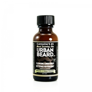 NETTOYANT CONDITIONNEUR À BARBE URBAN BEARD - 30 ml