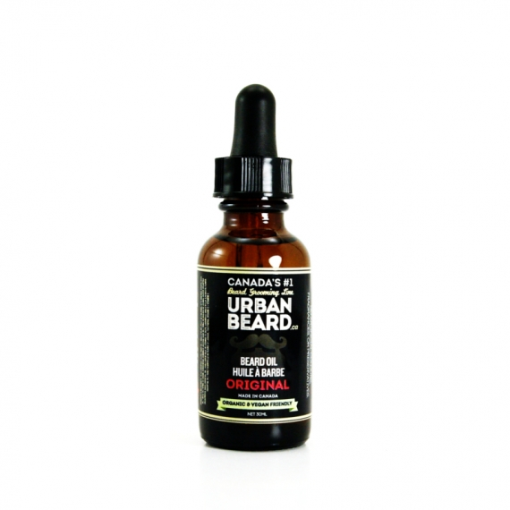 URBAN BEARD ORIGINAL BEARD OIL - 30 ml