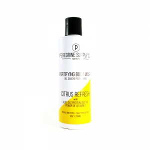 CITRUS REFRESH SAVON POUR LE CORPS FORTIFIANT - PEREGRINE SUPPLY CO - 250 ML