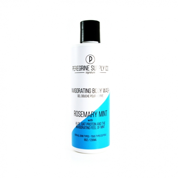 ROSEMARY MINT BODY WASH - PEREGRINE SUPPLY CO - 250 ML