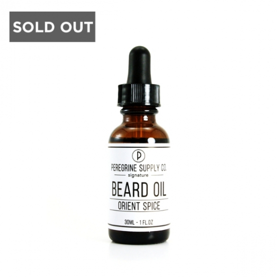 ORIENT SPICE - PEREGRINE SUPPLY BEARD OIL - 30 ML