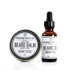 ORIENT SPICE BEARD GROOMING COMBO - PEREGRINE SUPPLY - BEARD OIL AND BEARD BALM