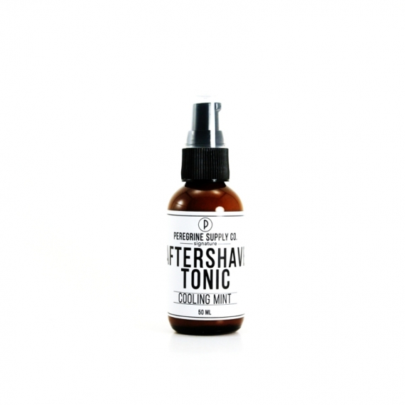 COOLING MINT AFTERSHAVE TONIC - PEREGRINE SUPPLY CO - 50 ML