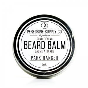 PARK RANGER - BAUME À BARBE PEREGRINE SUPPLY CO - 2 OZ
