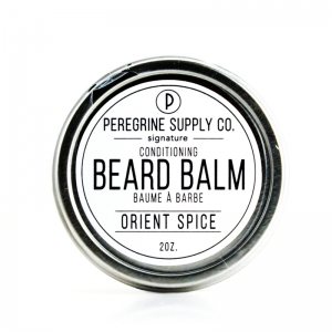 ORIENT SPICE - PEREGRINE SUPPLY CO BEARD BALM - 2 OZ