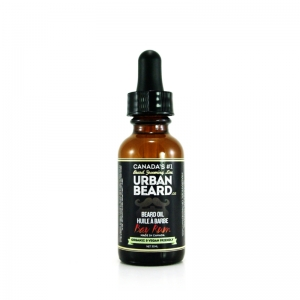 BAY RUM - URBAN BEARD BEARD OIL - 30 ML