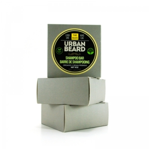 URBAN BEARD SHAMPOO BAR - 5 oz