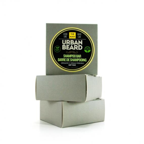 URBAN BEARD SHAMPOO BAR - 5 oz