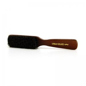 URBAN BEARD BEARD BRUSH - BOAR BRISTLE