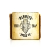 WARTHOG ALE BEARD SOAP - MAMMOTH BEARD CO - BIG ROCK BEARD SOAP - 5 OZ