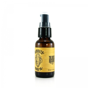 THE DEVIL'S RESERVE - MAMMOTH BEARD CO - HAZELNUT & HEMP CONDITIONING BEARD OIL - 30 ML