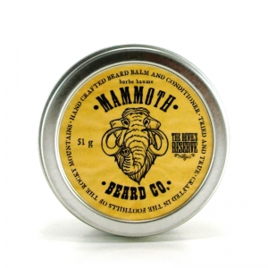 THE DEVIL'S RESERVE - MAMMOTH BEARD CO - BAUME À BARBE ET CONDITIONNEUR - 51 G