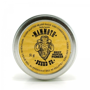 ROCKY MOUNTAIN PIONEER - MAMMOTH BEARD CO - BAUME À BARBE ET CONDITIONNEUR - 51 G
