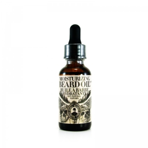 MOISTURIZING OIL - REBELS REFINERY BEARD & PRE SHAVE OIL - 30 ML