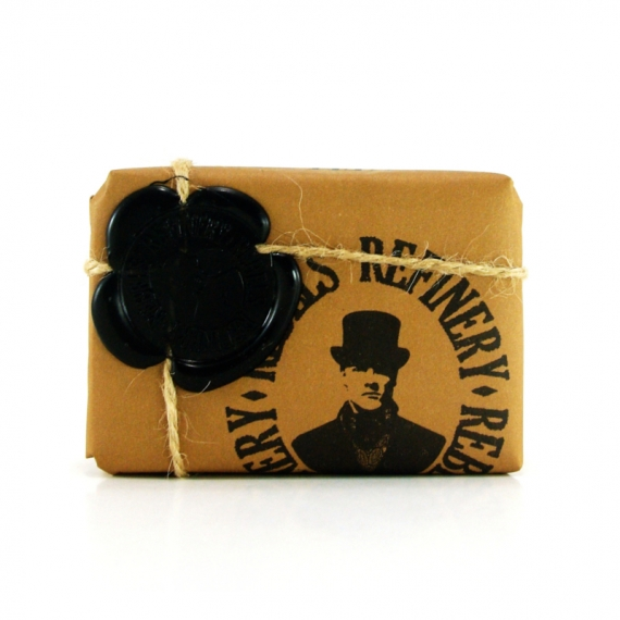 REBELS REFINERY WEALTH OF MAN ORGANIC OIL BAR SOAP