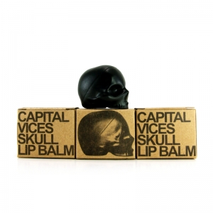 REBELS REFINERY AVANTI NATURAL UNISEX CAPITAL VICES COLLECTION LIP BALM - 5.5 g