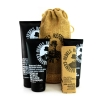 THE ESSENTIAL REBELS KIT - REBELS REFINERY - FACE WASH & SCRUB, EYES MOISTURIZER & ANTI-WRINKLE