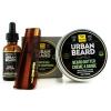BAY RUM BEARD GROOMING KIT - URBAN BEARD - BEARD OIL, BEARD SHAMPOO, BEARD BUTTER & BEARD COMB
