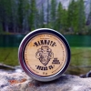 ROCKY MOUNTAIN PIONEER - MAMMOTH BEARD CO - BEARD BALM AND CONDITIONER - 51 G