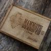 THE DEVIL'S RESERVE - MAMMOTH BEARD CO - BEARD GROOMING BOX