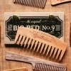 BIG RED BEARD COMBS NO.7 - WALNUT