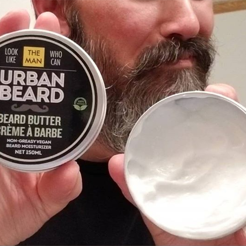 Beard Butter from Urban Beard | barbaware Men's Grooming